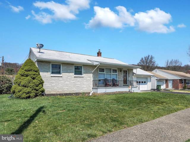 315 2ND Street, PINE GROVE, PA 17963 (#PASK134812) :: The Joy Daniels Real Estate Group