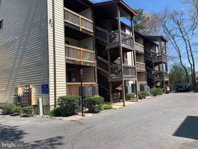 14300 Jarvis Avenue A304, OCEAN CITY, MD 21842 (#MDWO121566) :: Bright Home Group