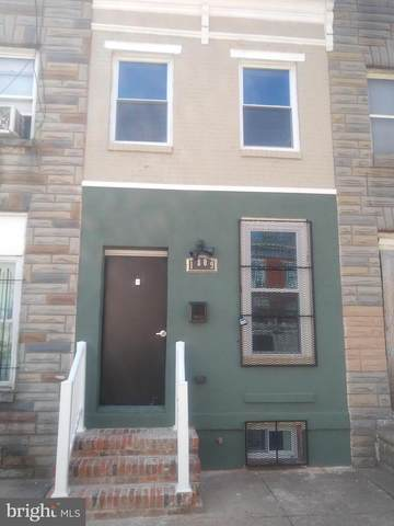 1809 Ramsay Street, BALTIMORE, MD 21223 (#MDBA546420) :: Bruce & Tanya and Associates