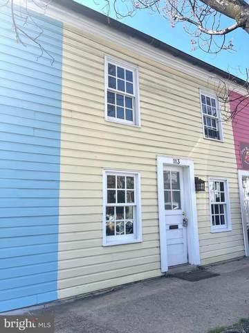 113 S Payne Street, ALEXANDRIA, VA 22314 (#VAAX258284) :: City Smart Living