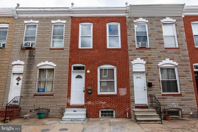 215 N Port Street, BALTIMORE, MD 21224 (#MDBA546422) :: Colgan Real Estate