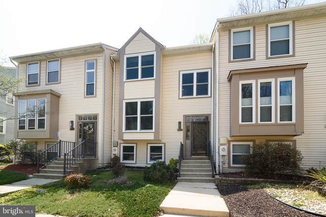 8016 Branch Wood Court, ELLICOTT CITY, MD 21043 (#MDHW292826) :: Advance Realty Bel Air, Inc