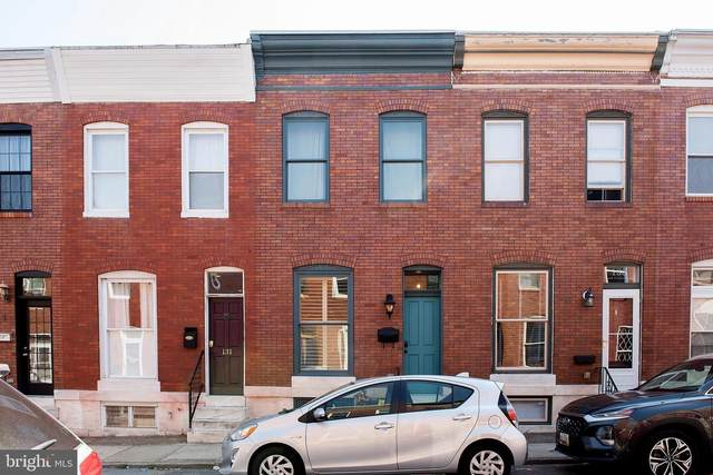 133 S Curley Street, BALTIMORE, MD 21224 (#MDBA546424) :: The Riffle Group of Keller Williams Select Realtors