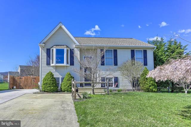 25 Stoney Park Way, THURMONT, MD 21788 (#MDFR280518) :: Advance Realty Bel Air, Inc