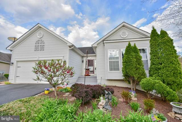 57 Niblick Court, MARTINSBURG, WV 25405 (#WVBE185024) :: The Mike Coleman Team