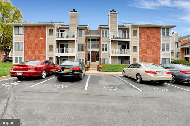1602 Berry Rose Court 2 2A, FREDERICK, MD 21701 (#MDFR280520) :: AJ Team Realty