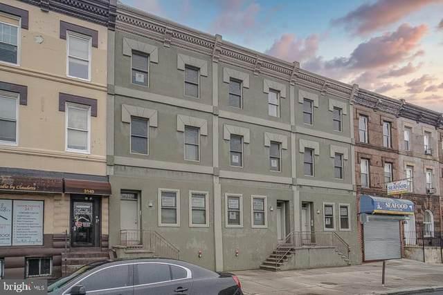 3142-46 N Broad Street, PHILADELPHIA, PA 19132 (#PAPH1004994) :: Keller Williams Real Estate