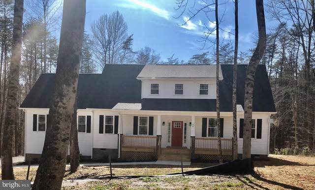 103 Smitty Circle, BUMPASS, VA 23024 (#VALA122998) :: Arlington Realty, Inc.