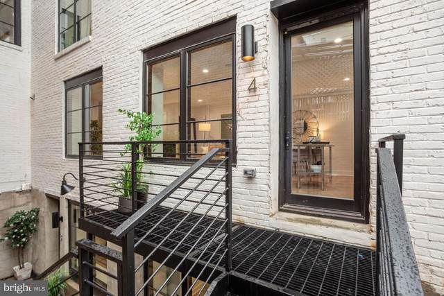 1225 11TH Street NW #4, WASHINGTON, DC 20001 (#DCDC516170) :: Berkshire Hathaway HomeServices McNelis Group Properties