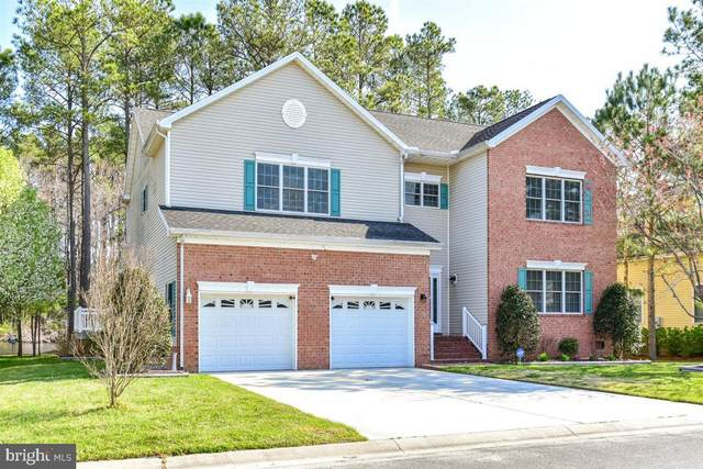 9829 Winding Trl Drive, OCEAN CITY, MD 21842 (#MDWO121572) :: The Riffle Group of Keller Williams Select Realtors