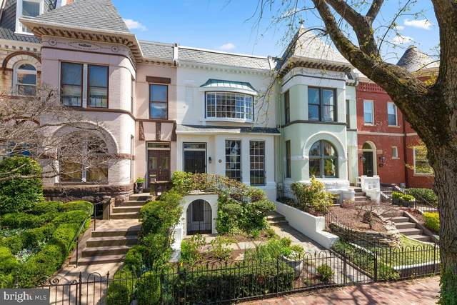 1605 35TH Street NW, WASHINGTON, DC 20007 (#DCDC516184) :: Advance Realty Bel Air, Inc