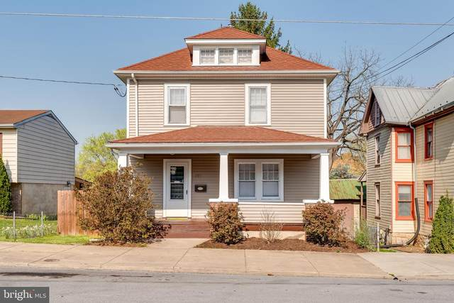 711 Virginia Avenue, MARTINSBURG, WV 25401 (#WVBE185032) :: Shawn Little Team of Garceau Realty