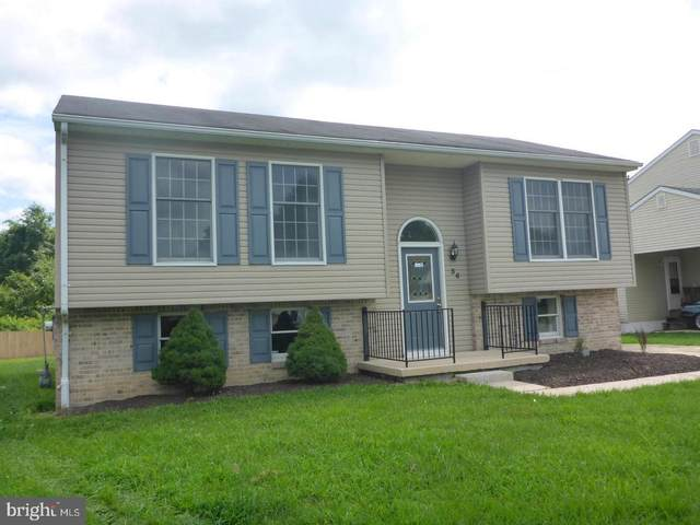 36 Cimarron Circle, ELKTON, MD 21921 (#MDCC174102) :: ExecuHome Realty