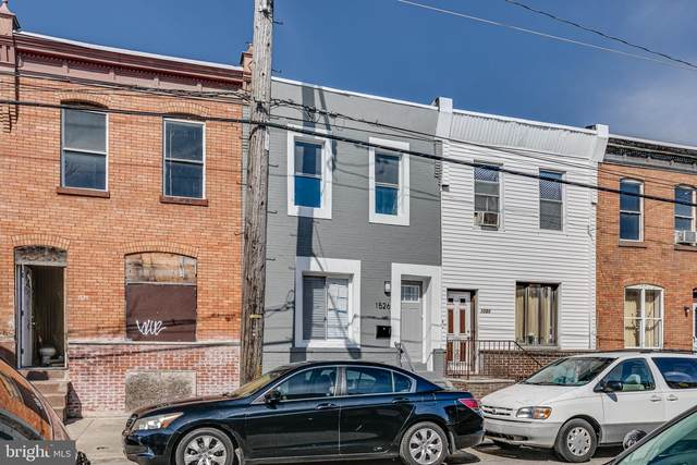 1526 S 27TH Street, PHILADELPHIA, PA 19146 (#PAPH1005046) :: Lucido Agency of Keller Williams