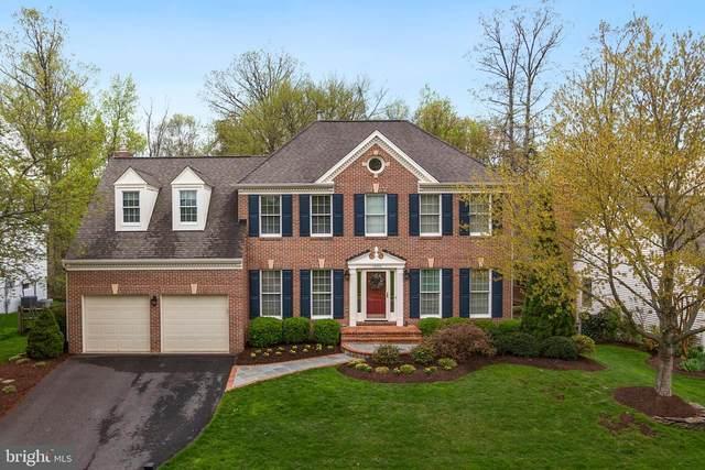 13755 Laurel Rock Drive, CLIFTON, VA 20124 (#VAFX1192432) :: Berkshire Hathaway HomeServices McNelis Group Properties
