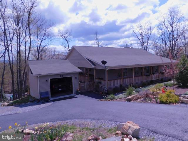 21 Lookout Ridge, HEDGESVILLE, WV 25427 (#WVBE185036) :: Realty One Group Performance
