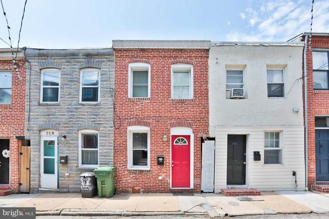124 S Chapel Street, BALTIMORE, MD 21231 (#MDBA546470) :: Major Key Realty LLC