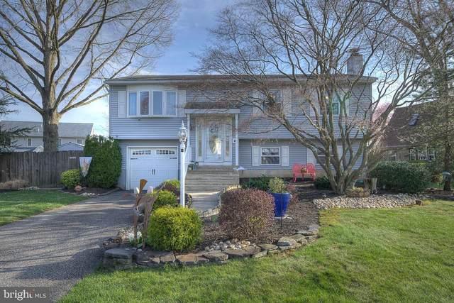 810 Glenmar Circle, FAIRLESS HILLS, PA 19030 (#PABU524390) :: Jason Freeby Group at Keller Williams Real Estate