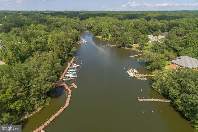 45 Back Creek Road, SOLOMONS, MD 20688 (#MDCA182136) :: Berkshire Hathaway HomeServices McNelis Group Properties