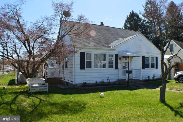 1995 S Olden Avenue, TRENTON, NJ 08610 (#NJME310566) :: Ramus Realty Group