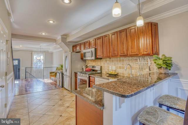 121 S Schroeder Street, BALTIMORE, MD 21223 (#MDBA546490) :: Ultimate Selling Team