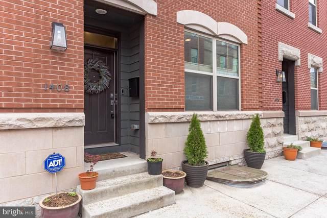 1408 S 4TH Street, PHILADELPHIA, PA 19147 (#PAPH1005156) :: Bob Lucido Team of Keller Williams Lucido Agency
