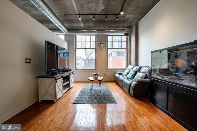 130 N 2ND Street 2D, PHILADELPHIA, PA 19106 (#PAPH1005160) :: Charis Realty Group