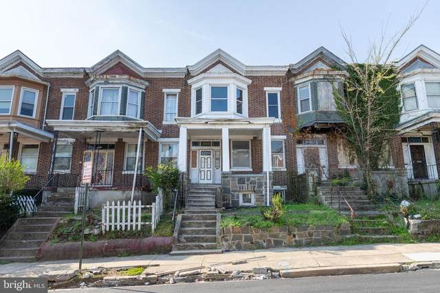 2905 Presstman Street, BALTIMORE, MD 21216 (#MDBA546494) :: Shawn Little Team of Garceau Realty