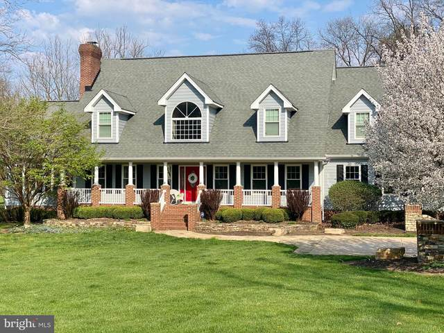 2872 Hunt Valley Drive, GLENWOOD, MD 21738 (#MDHW292836) :: Corner House Realty