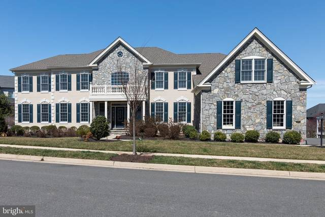 14592 Zacharys Mill Terrace, HAYMARKET, VA 20169 (#VAPW519338) :: Colgan Real Estate