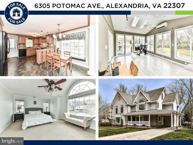 6305 Potomac Avenue, ALEXANDRIA, VA 22307 (#VAFX1192484) :: Pearson Smith Realty