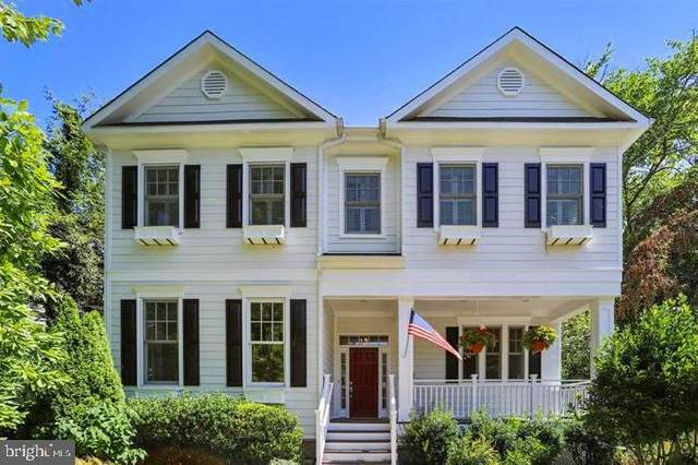 1437 Spring Vale Avenue, MCLEAN, VA 22101 (#VAFX1192490) :: ExecuHome Realty