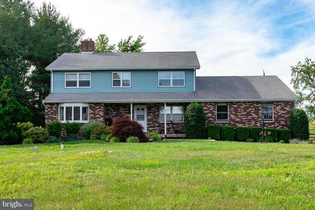 88 Waln Road, CHESTERFIELD, NJ 08515 (#NJBL395088) :: Holloway Real Estate Group
