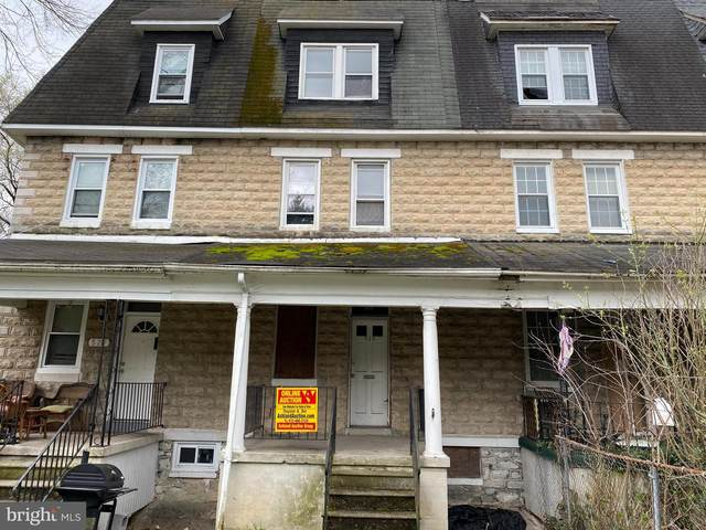 525 Beaumont Avenue, BALTIMORE, MD 21212 (#MDBA546522) :: SP Home Team
