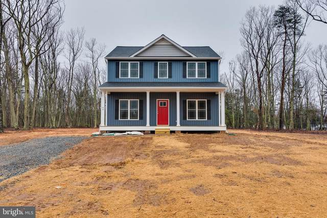 815 Houston Drive, RUTHER GLEN, VA 22546 (#VACV123966) :: The Miller Team