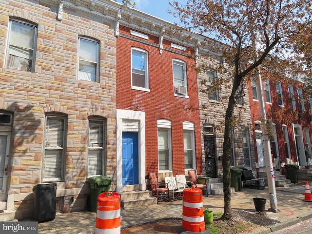 1529 N Eden Street, BALTIMORE, MD 21213 (#MDBA546524) :: Advance Realty Bel Air, Inc