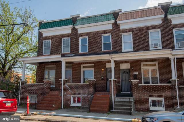 2743 E Biddle Street, BALTIMORE, MD 21213 (#MDBA546538) :: Dart Homes