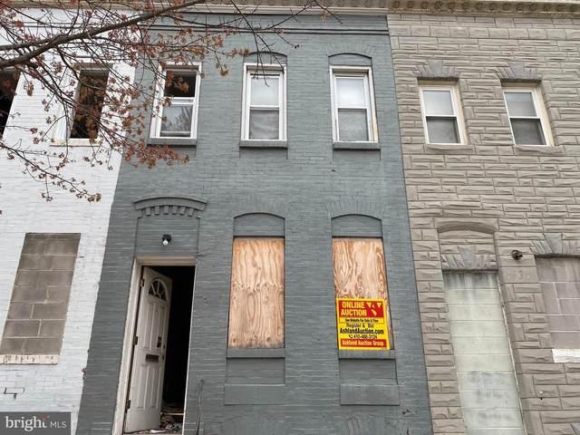 1535 Holbrook Street, BALTIMORE, MD 21202 (#MDBA546540) :: Advance Realty Bel Air, Inc