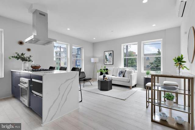 839 Kennedy Street NW #208, WASHINGTON, DC 20011 (#DCDC516288) :: Berkshire Hathaway HomeServices McNelis Group Properties