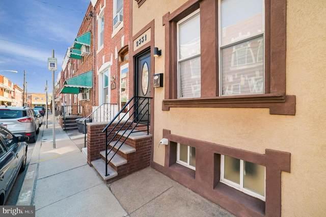 2331 S Warnock Street, PHILADELPHIA, PA 19148 (MLS #PAPH1005330) :: Maryland Shore Living | Benson & Mangold Real Estate