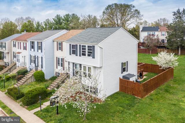 14622 Stone Crossing Court, CENTREVILLE, VA 20120 (#VAFX1192530) :: Network Realty Group