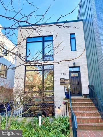 760 Girard Street NW #201, WASHINGTON, DC 20001 (#DCDC516298) :: Pearson Smith Realty
