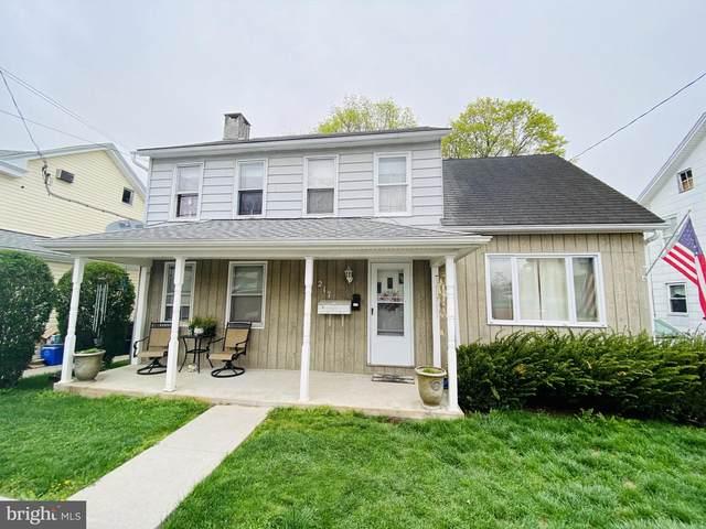 217 N Main Street, JACOBUS, PA 17407 (#PAYK156142) :: CENTURY 21 Core Partners
