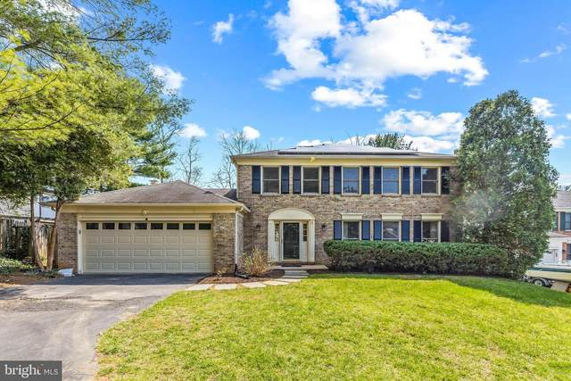 2 Amity Court, DERWOOD, MD 20855 (#MDMC752472) :: Realty One Group Performance