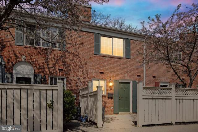 1453 N Van Dorn Street A, ALEXANDRIA, VA 22304 (#VAAX258310) :: Debbie Dogrul Associates - Long and Foster Real Estate