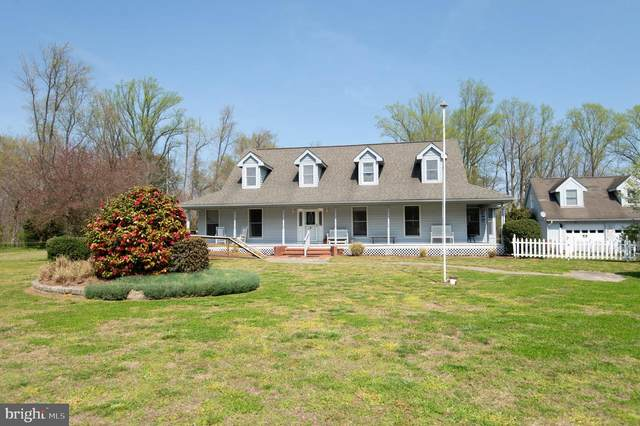 12741 Eveland Road, RIDGELY, MD 21660 (#MDCM125346) :: Crossman & Co. Real Estate
