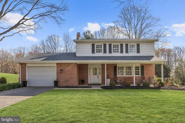 3113 Evergreen Way, ELLICOTT CITY, MD 21042 (#MDHW292858) :: The Riffle Group of Keller Williams Select Realtors