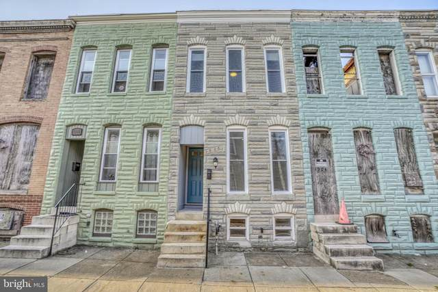 1906 W Fairmount Avenue, BALTIMORE, MD 21223 (#MDBA546568) :: Advance Realty Bel Air, Inc