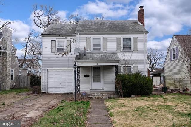 380 Atlantic Avenue, TRENTON, NJ 08629 (#NJME310580) :: Keller Williams Real Estate