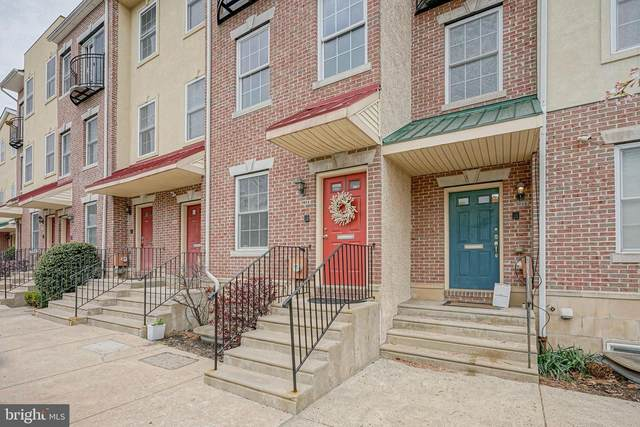 707 Brown Street A, PHILADELPHIA, PA 19123 (#PAPH1005374) :: Lucido Agency of Keller Williams